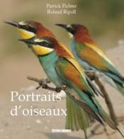 Portraits d'oiseaux - Couverture - Format classique