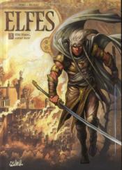 Elfes T.3 ; elfe blanc, coeur noir - Couverture - Format classique