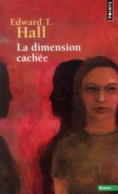 La dimension cachée - Couverture - Format classique