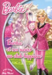 Barbie et ses soeurs au club hippique - Couverture - Format classique