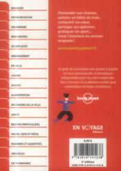 GUIDE DE CONVERSATION ; russe (5e édition) - 4ème de couverture - Format classique
