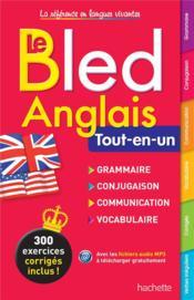 Bled ; Tout-En-Un ; Anglais - Couverture - Format classique