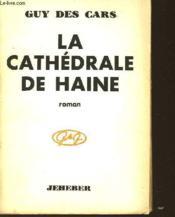 La Cathedrale De Haine - Couverture - Format classique