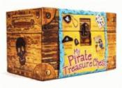 Mon grand coffre de pirate ; coffret - Couverture - Format classique