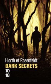 Dark secrets - Couverture - Format classique