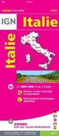 Italie - Couverture - Format classique