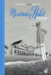 Monsieur Hulot à la plage - Couverture - Format classique