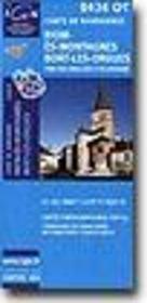 Riom-es-montagnes, Bort-les-orgues ; 2434 OT - Intérieur - Format classique