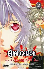 Evangelion ; neon genesis - Iron Maiden 2nd T.2 - Intérieur - Format classique