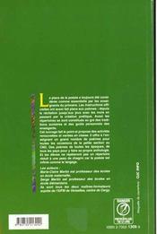 Les Poemes A L'Ecole - 4ème de couverture - Format classique