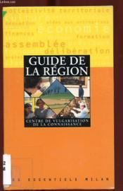 Guide de la région - Couverture - Format classique