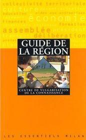 Guide de la région - Intérieur - Format classique