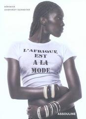 L'Afrique Est A La Mode - Intérieur - Format classique