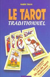 Le Tarot Traditionnel - Intérieur - Format classique