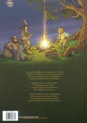 Le grimoire de féerie t.1; le secret du bagueer - 4ème de couverture - Format classique