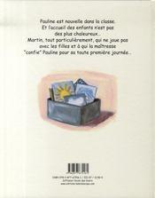 La nouvelle - 4ème de couverture - Format classique