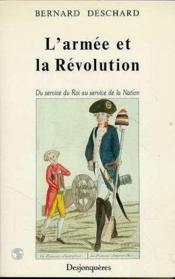 L'Armee Et La Revolution - Couverture - Format classique