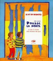 Pousse La Porte - Le Kt En Baskets - Couverture - Format classique