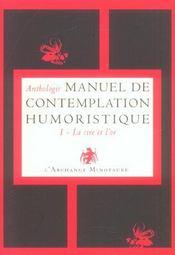 Manuel de contemplation humoristique 1 - Intérieur - Format classique