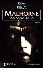 Malhorne t.3 ; Anasdahala - Intérieur - Format classique