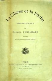 La Chasse Et La Peche, Souvenirs D'Alsace - Couverture - Format classique