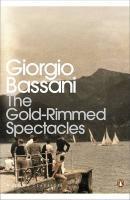 Gold-rimmed spectacles, the - Couverture - Format classique
