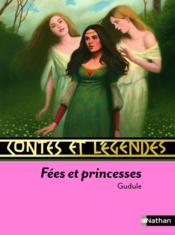 Contes Et Legendes ; Fées Et Princesses - Couverture - Format classique