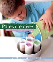 Pâtes créatives - Couverture - Format classique