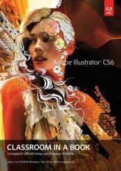 Illustrator cs6 - Couverture - Format classique