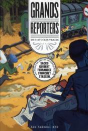 Grands reporters - Couverture - Format classique
