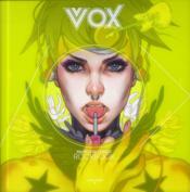 Vox - Couverture - Format classique