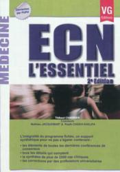 Ecn L'Essentiel 2eme Edition - Couverture - Format classique
