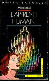 L'Apprenti humain - Couverture - Format classique