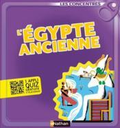 L'Egypte ancienne - Couverture - Format classique