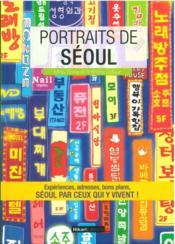Portraits de Séoul - Couverture - Format classique
