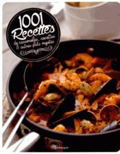 1001 recettes de casseroles, cocottes et autres plats mijotés - Couverture - Format classique