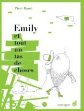 Emily et tout un tas de choses - Couverture - Format classique