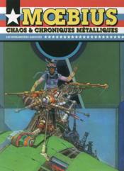 Chaos ; chroniques metalliques ; coffret - Couverture - Format classique