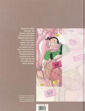 Jean-Claude Tergal T.5 ; découvre les mystères du sexe - 4ème de couverture - Format classique