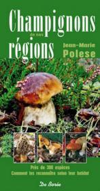 Champignons de nos régions - Couverture - Format classique