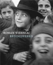 Roman vishniac rediscovered - Couverture - Format classique