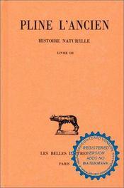 Histoire naturelle L3 - Intérieur - Format classique