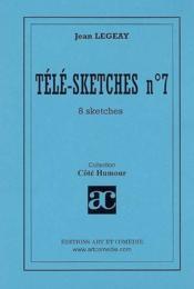 Télé-sketches t.7 ; 8 sketches - Couverture - Format classique