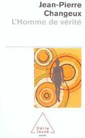 L'homme de verite - Intérieur - Format classique