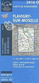 Flavigny-sur-Moselle - Couverture - Format classique