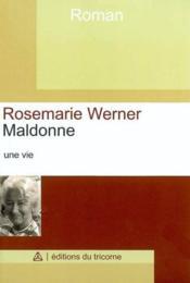 Maldonne - Couverture - Format classique