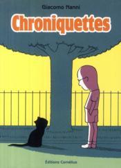 Chroniquettes - Couverture - Format classique
