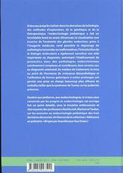 Actualites En Encocrinologie - 4ème de couverture - Format classique