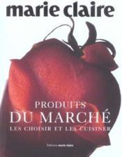 Produits Du Marche - Couverture - Format classique