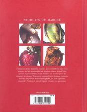 Produits Du Marche - 4ème de couverture - Format classique